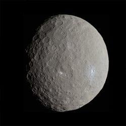 El descubrimiento del planeta Ceres
