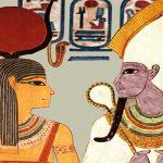 Leyenda de Isis y Osiris