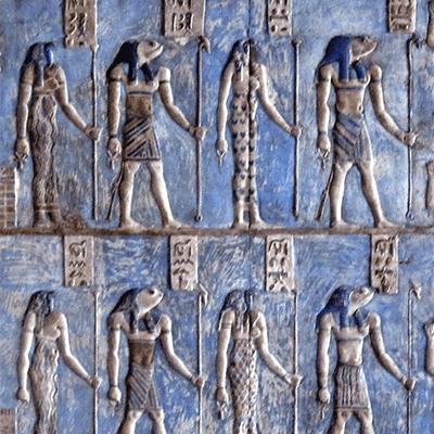 Los misterios de Thot la Ogdóada y la Enéada