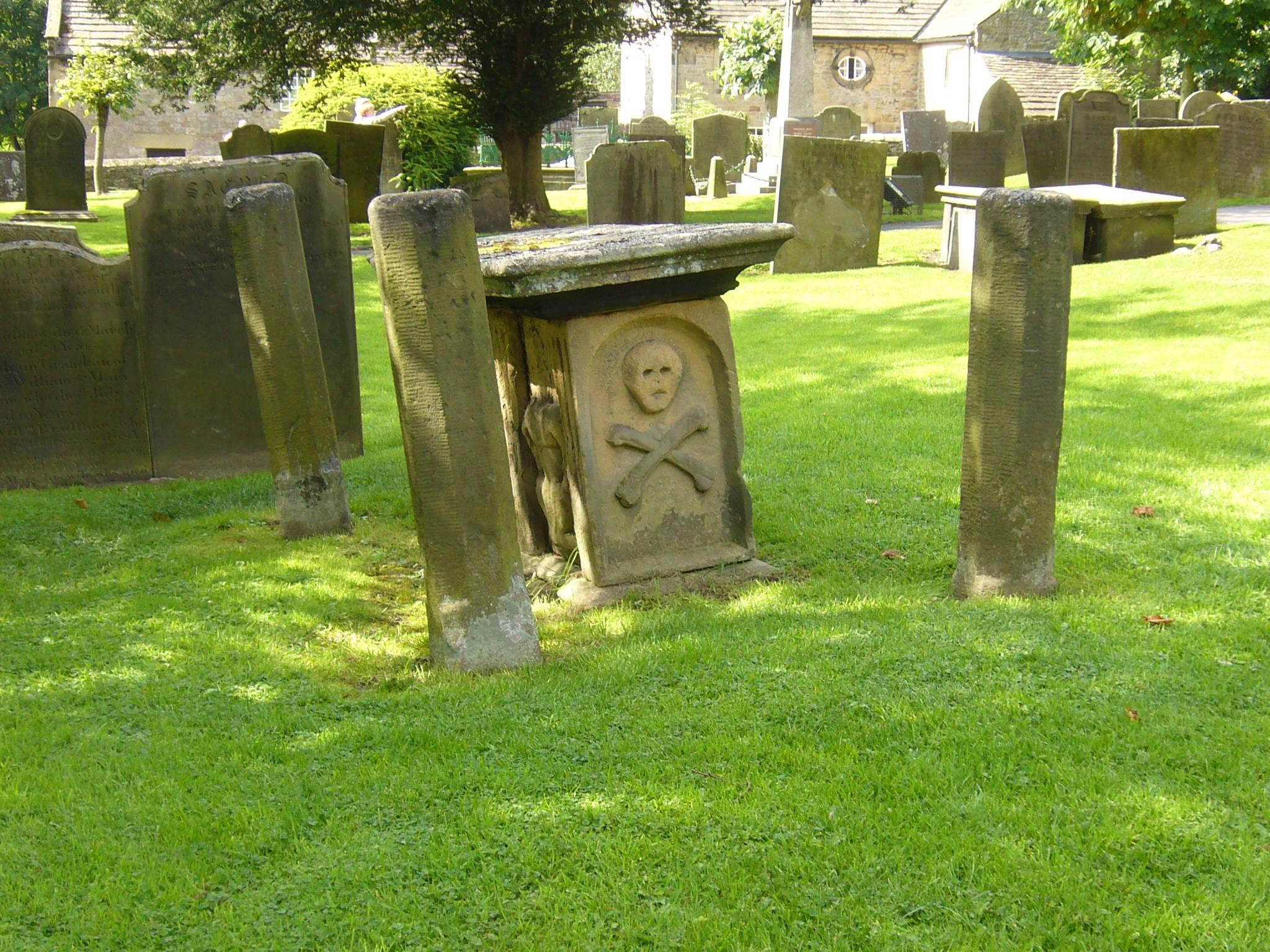 cementerio eyam