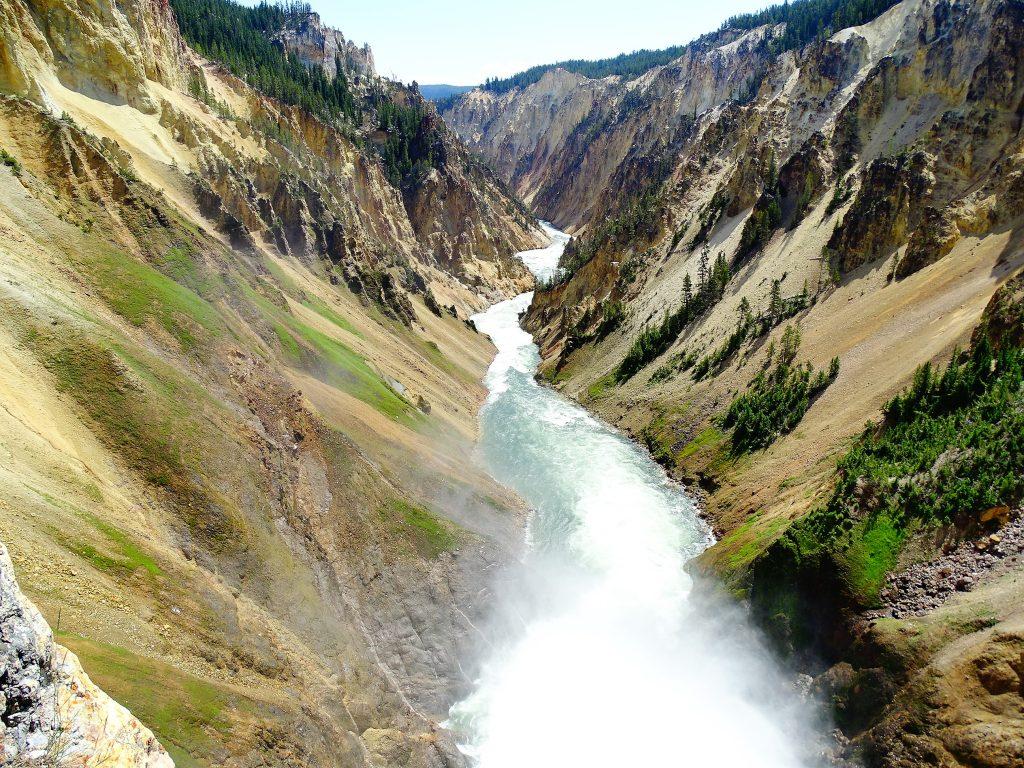 Gran Cañón Yellowstone