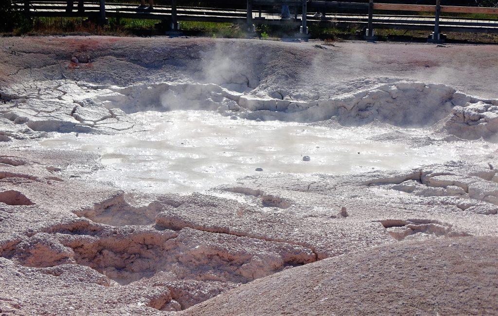 Volcán de barro