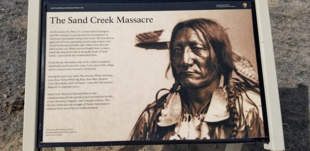 sand creek masacre