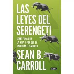 Las leyes del Serengeti, de Sean B. Caroll