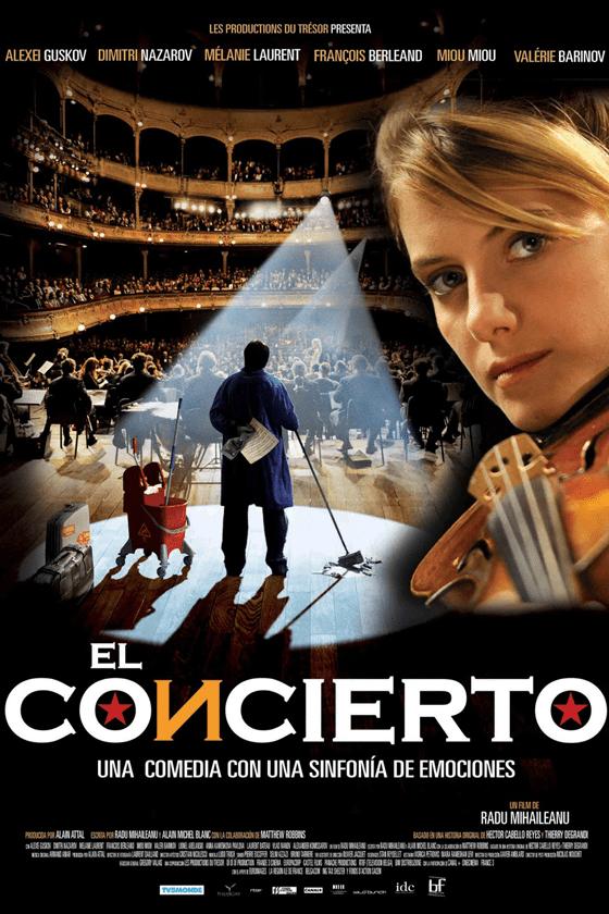 el concierto pelicula