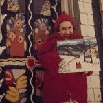 Maud Lewis, artista folclórica canadiense del siglo XX
