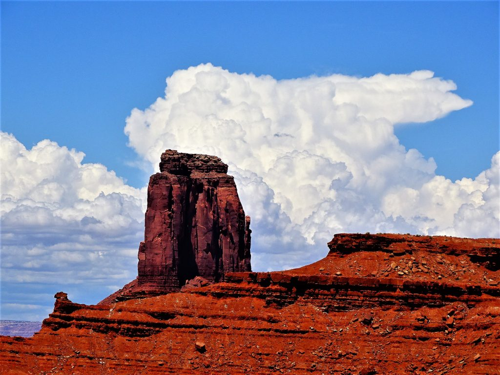 La Torre del Diablo en Wyoming