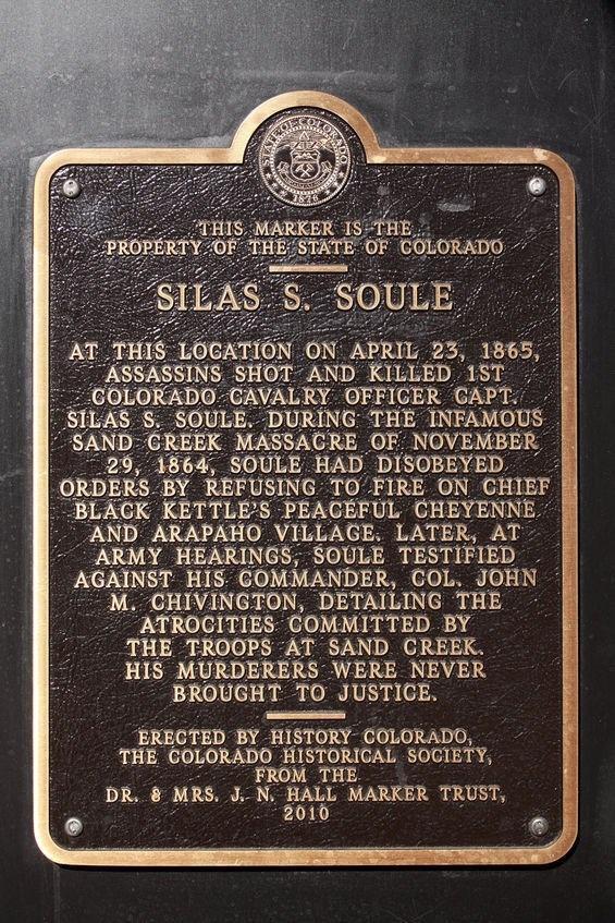 Silas-Soule
