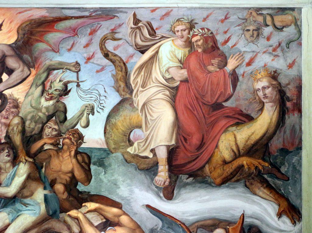 Matemática sagrada en la Divina comedia de Dante