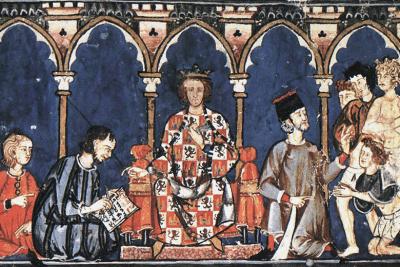 Alfonso X el Sabio: un rey sabio en su poder